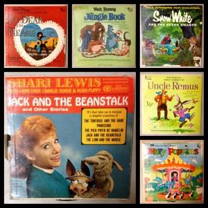 Childhood LPs