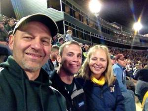 Football game at CSU Oct 19
