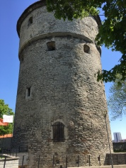 Tower in Tallinnn
