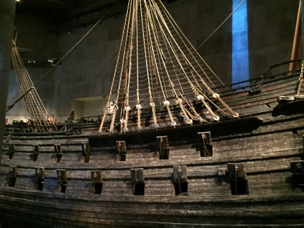 The Vasa Museum in Stockholm