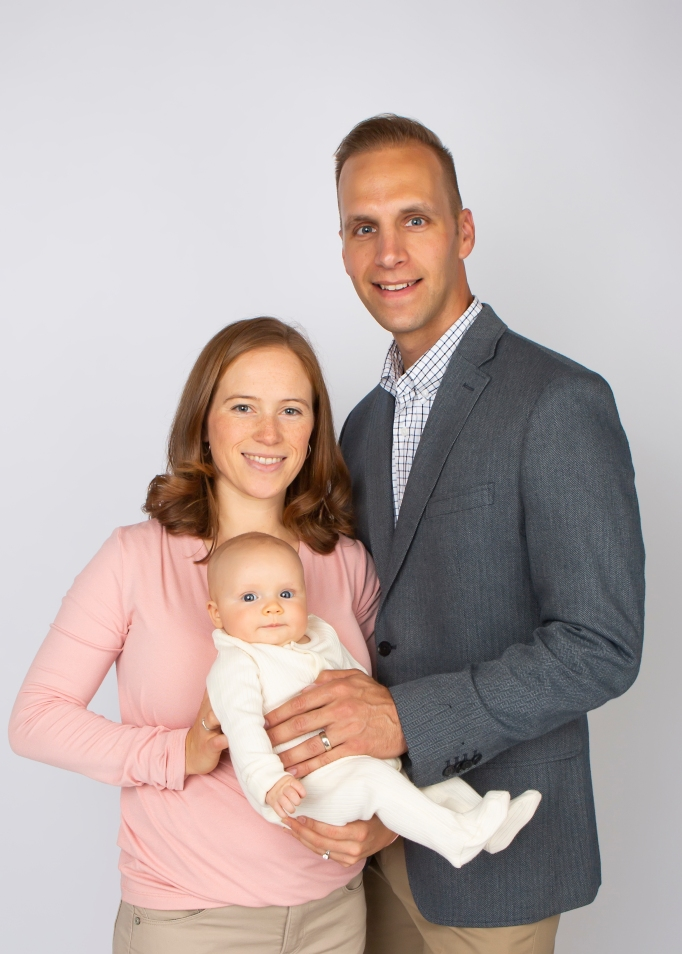 B&C Family Portrait