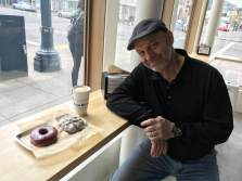 At Blue Star Donuts in Portland